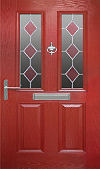 UPVC Composite Doors