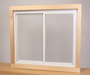 Aluminium Horizontal Sliding Secondary Glazing